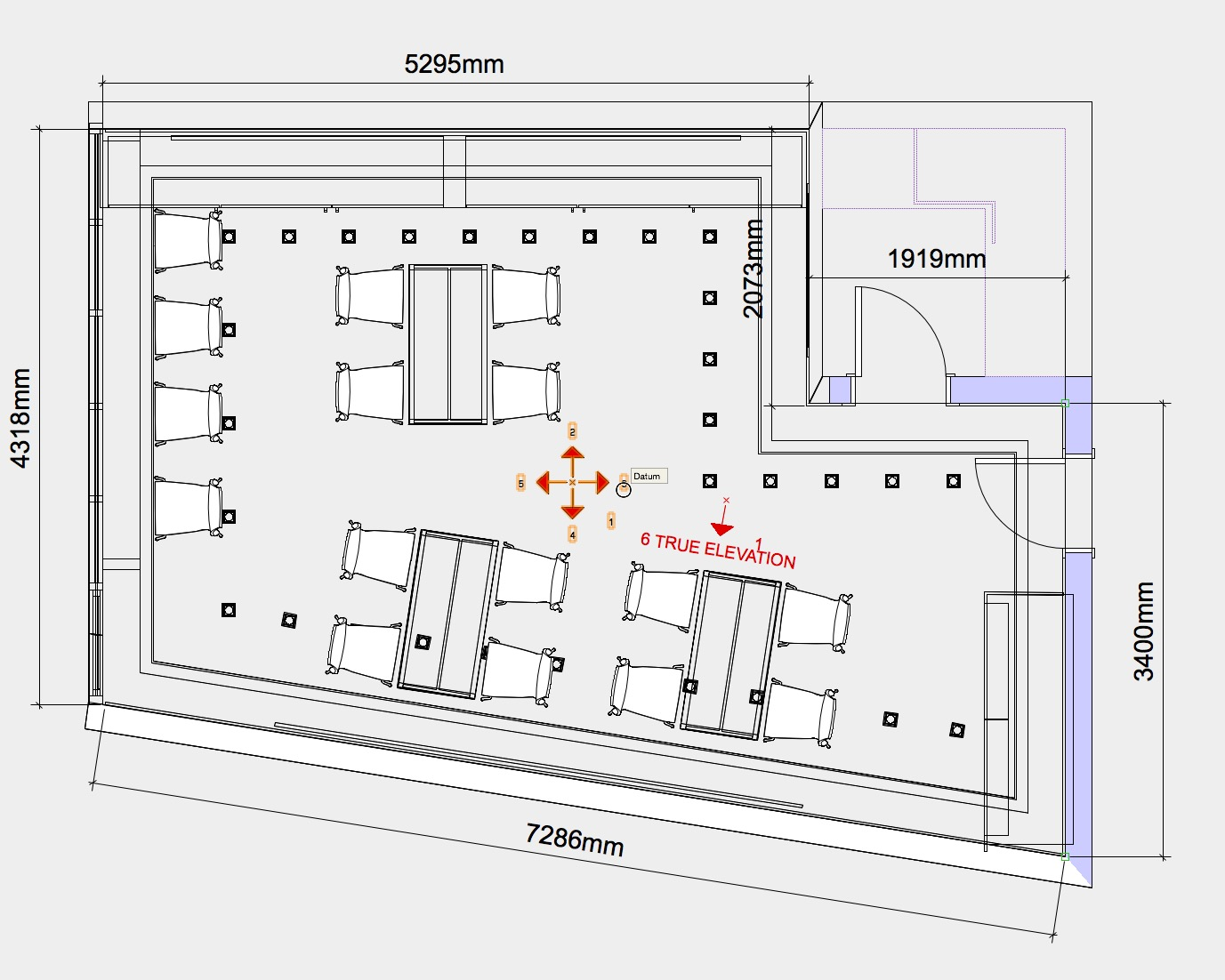 Elevation Plan Interior : New interior wall elevations general discussion
