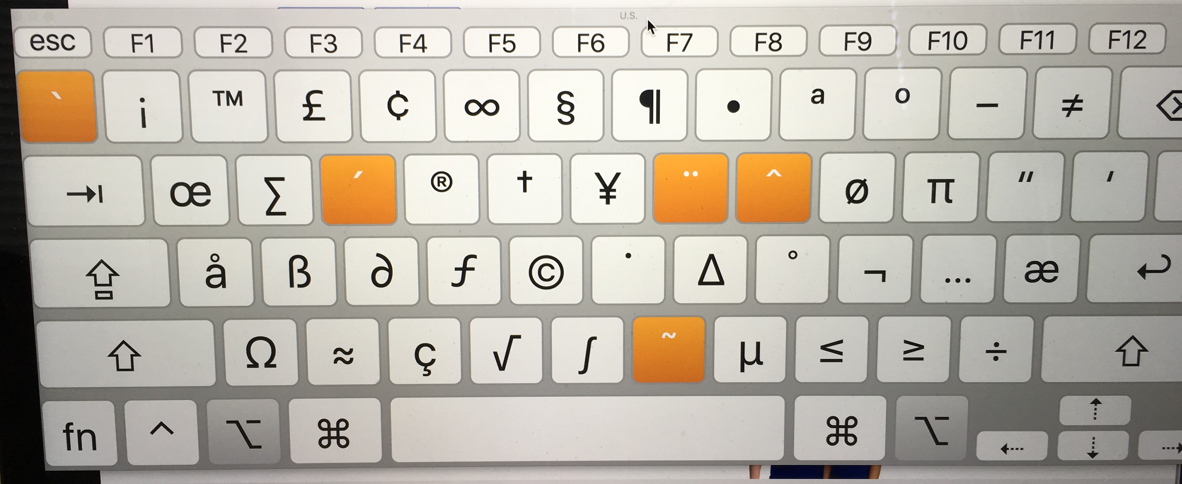 How To Make The Degree Symbol On A Keyboard Images Meaning Of This
