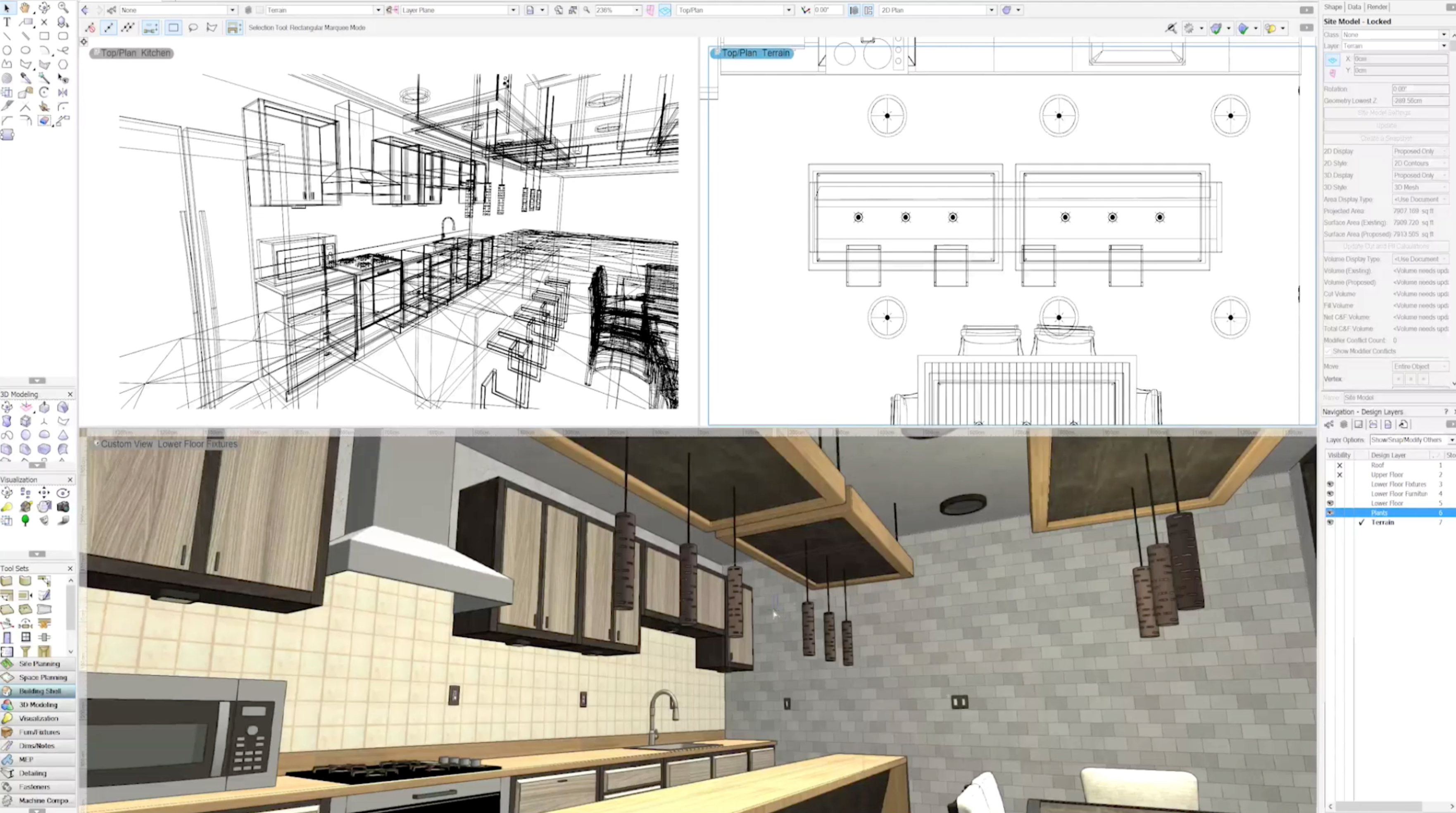 teaser tuesday multiple drawing views vectorworks 2018 news rh forum vectorworks net Vectorworks Architecture Vectorworks Viewer