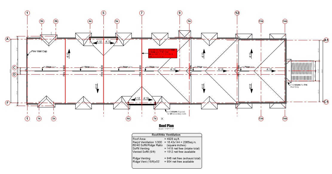 Roof Plan Best Practices Architecture Vectorworks Community Board
