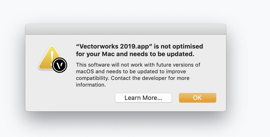 macOS Mojave (10 14) Compatibility - Page 15 - News You Need