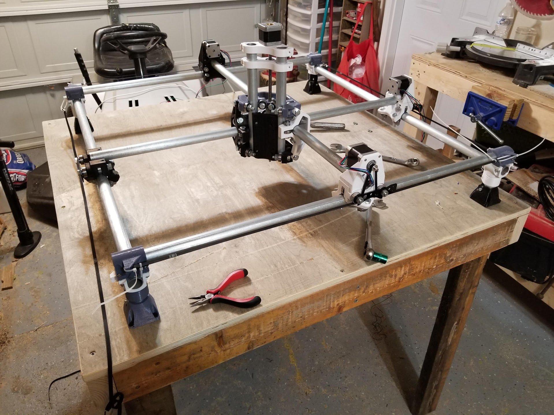 Homemade CNC - Hardware - Vectorworks Community Board