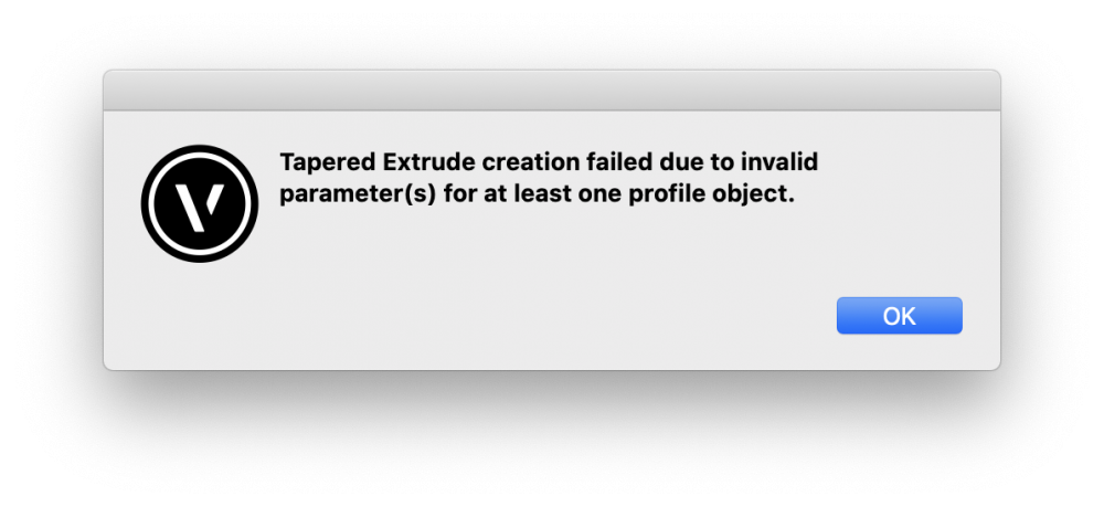 VWX Tapered Extrude Error.png