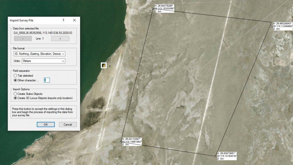 Image 3 - Import Coords Cluster.jpg