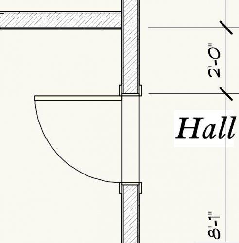 Door with wall lines.JPG